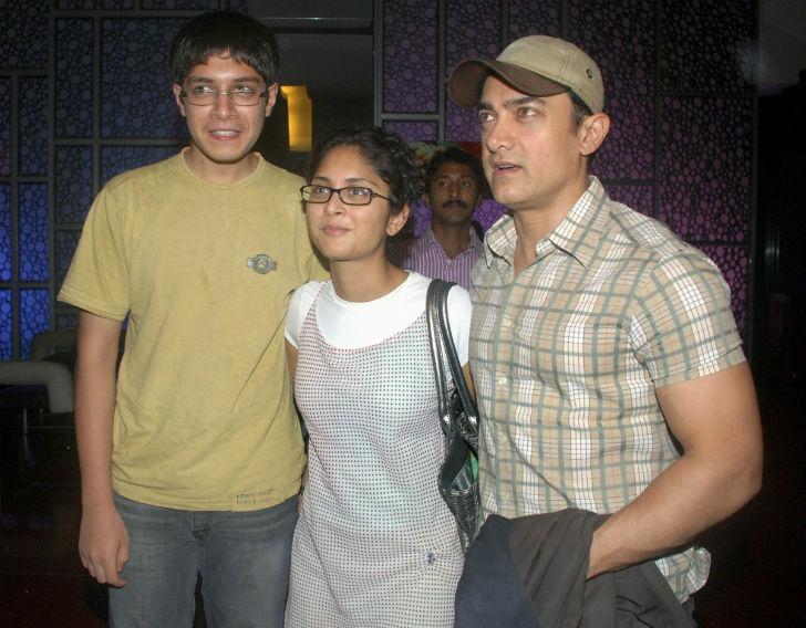 ২০০৫ সালে আমির খান তাঁর দ্বিতীয় স্ত্রী কিরণ রাওকে বিয়ে করেন। কিরণ আমিরের প্রথম সন্তান জুনেইদের চেয়ে ২০ বছরের বড়।