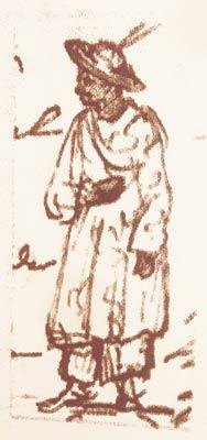 টেগোর জমিদার: ভিক্টোরিয়ার ডাইরিতে তাঁর নিজের হাতে আঁকা দ্বারকানাথের স্কেচ