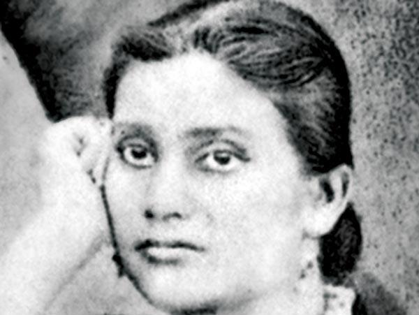 কাদম্বিনী গঙ্গোপাধ্যায়।