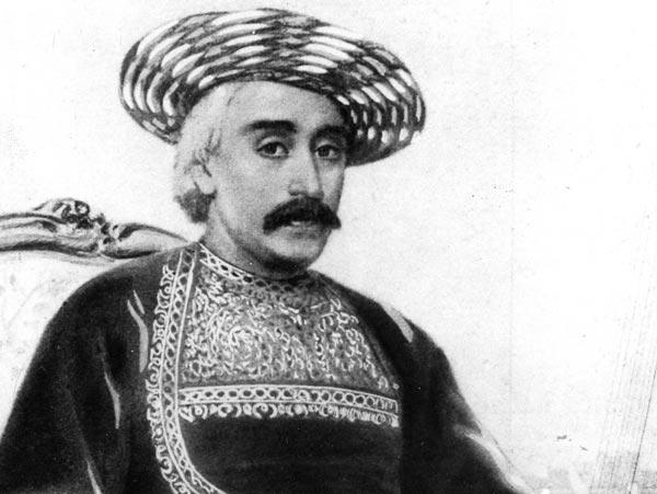 প্রিন্স দ্বারকানাথ ঠাকুর।