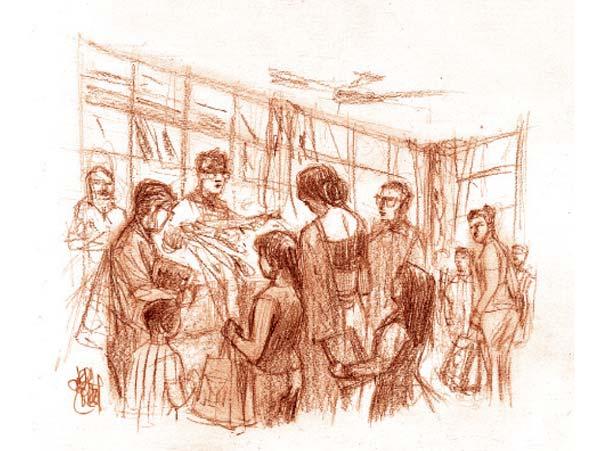 ছবি : সুব্রত চৌধুরী