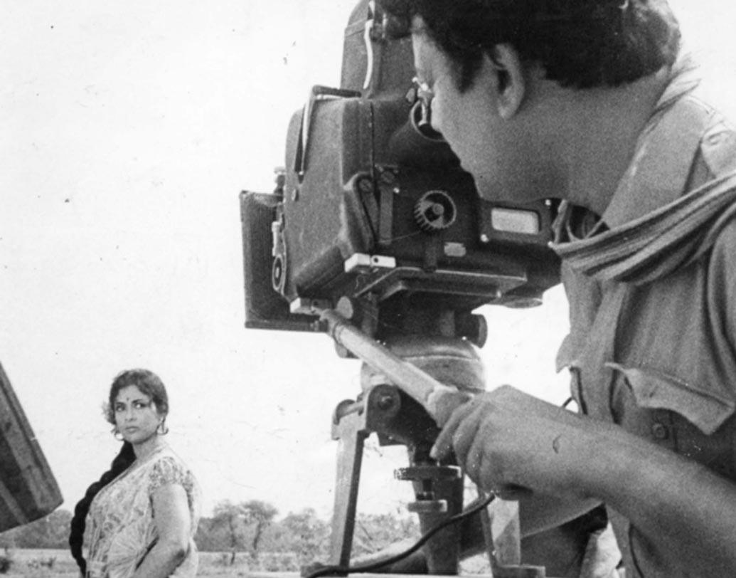 বনপলাশির পদাবলী, ছবিটির মুক্তি ১৯৭৩-এ।