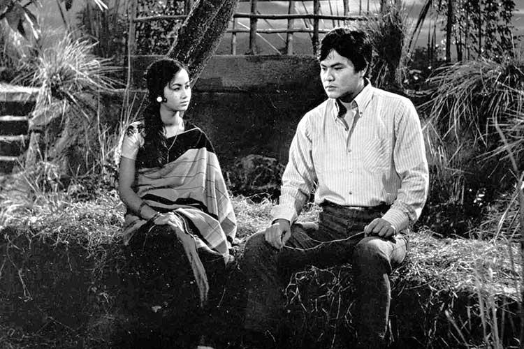 'মাতমগি মণিপুর' (১৯৭২) ছবির দৃশ্য