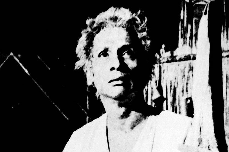 বাংলা নাটকের অন্যতম 'চর্চিত অথচ বিস্মৃত' চরিত্র বিজন ভট্টাচার্য।