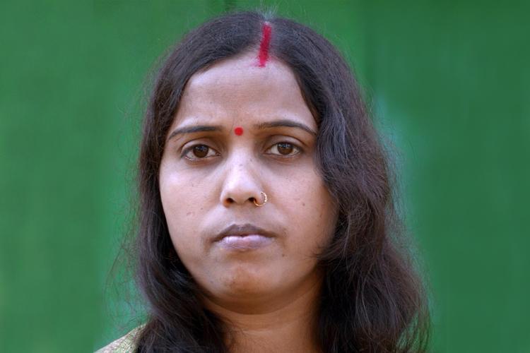 চিত্রলেখা রায়। ছবি: দয়াল সেনগুপ্ত।