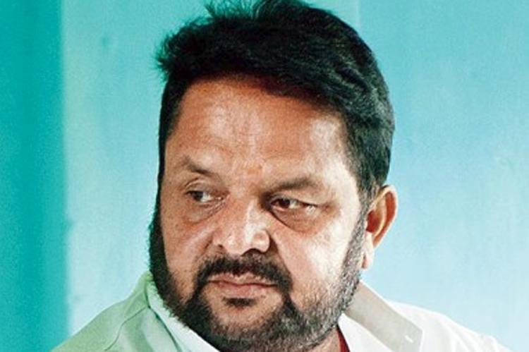 আলিপুরদুয়ার জেলা তৃণমূল সভাপতি মোহন শর্মা।