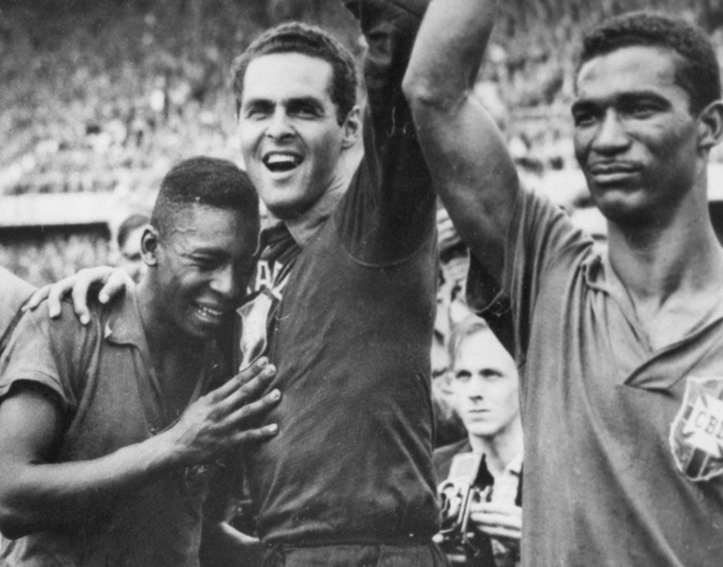 সবথেকে বেশি গোল হয় ১৯৫৮-র বিশ্বকাপ ফাইনালে। সুইডেনকে ৫-২ গোলে হারায় ব্রাজিল। দুটি করে গোল করেছিলেন পেলে ও ভাভা।