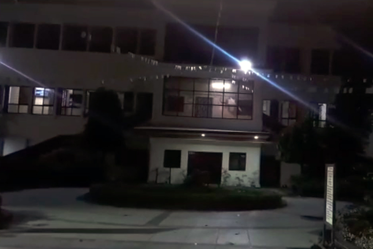 রায়গঞ্জ বিশ্ববিদ্যালয়।—ফাইল চিত্র।