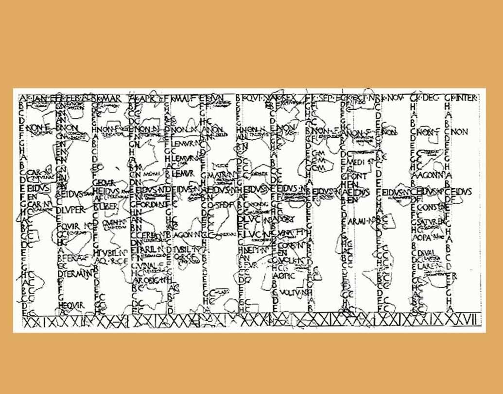 ল্যাটিন শব্দ 'এপ্রিল' এর মানে 'দ্বিতীয়' কারণ সেই সময়ের রোমান ক্যালেন্ডারে এপ্রিল ছিল দ্বিতীয় মাস। অন্য তত্ত্ব বলছে, ল্যাটিন শব্দ 'এপেরিরে' থেকে এপ্রিল মাসের নামকরণ হয়েছে। আবার অনেকে বলেন, গ্রিক দেবী 'এফ্রোডাইট'থেকে এই মাসের নামকরণ হয়েছে।
