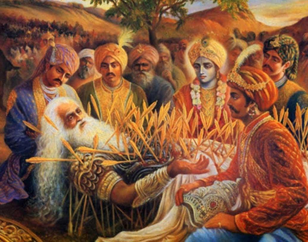 পুরাণেও এর উল্লেখ আছে। মকর সংক্রান্তিতেই নাকি মহাভারতে পিতামহ ভীষ্ম শরশয্যায় ইচ্ছামৃত্যু গ্রহণ করেন।