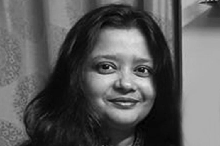 অর্পিতা চৌধুরী। ফাইল চিত্র
