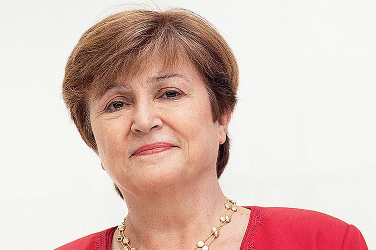 ক্রিস্টালিনা জর্জিভা