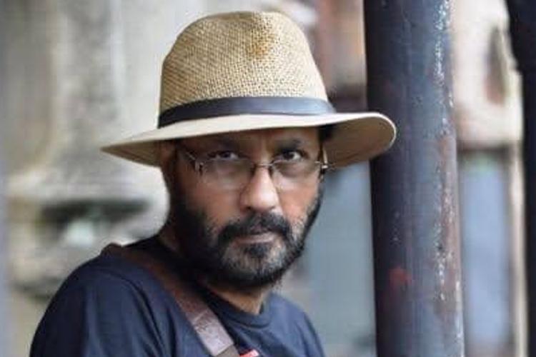 ধৃত নাট্যব্যক্তিত্ব সুদীপ্ত চট্টোপাধ্যায়।ছবি: সংগৃহীত