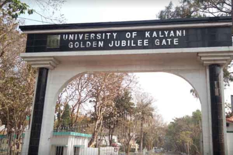কল্যাণী বিশ্ববিদ্যালয়