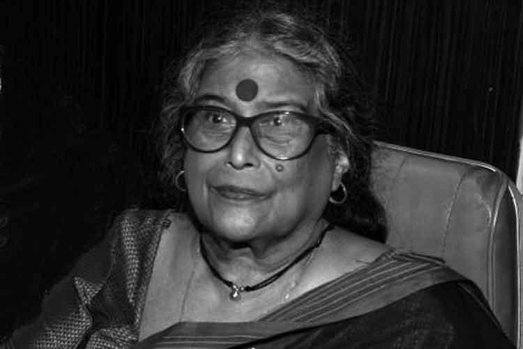 নবনীতা দেব সেন (১৯৩৮-২০১৯)