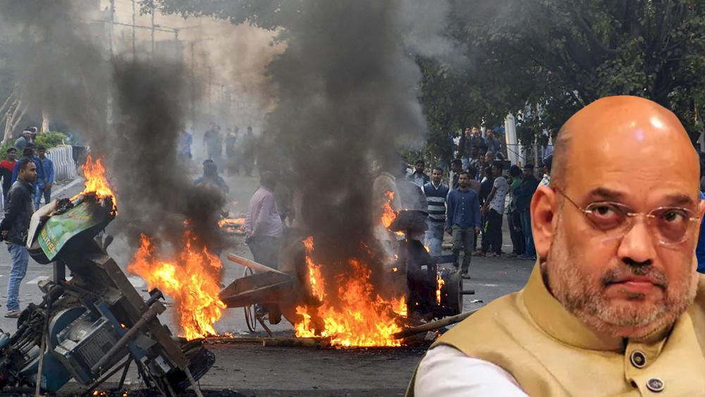 কেন্দ্রীয় স্বরাষ্ট্রমন্ত্রী অমিত শাহের শিলং সফর বাতিল। গ্রাফিক: শৌভিক দেবনাথ