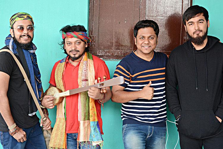 স্নিগ্ধদীপ, তন্ময়, গৌরব, নোবেল
