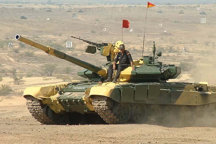 ভারতীয় সেনার শক্তি বাড়াবে টি-৯০ 'ভিষ্ম'। ছবি : ট্যাঙ্ক এনসাইক্লোপিডিয়ার সৌজন্যে।