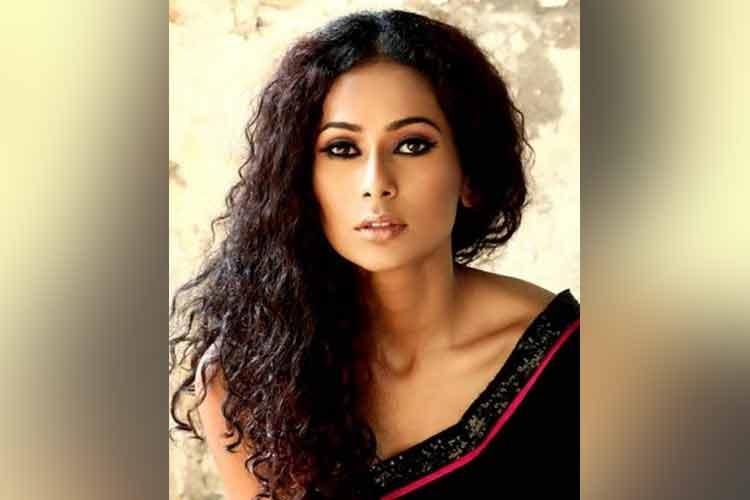 মডেল-অভিনেত্রী ঊষসী সেনগুপ্ত।