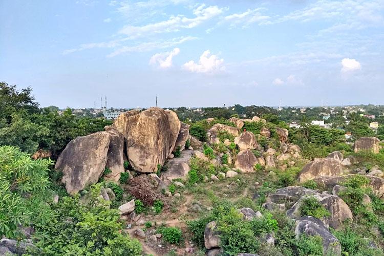 পাথুরে: মামা ভাগ্নে পাহাড়ের পথে