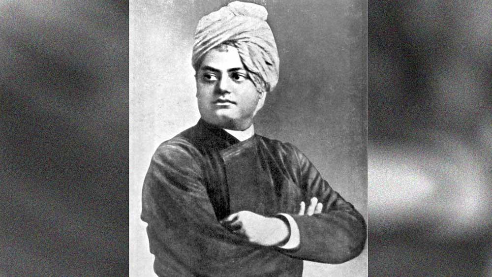 স্বামী বিবেকানন্দ।