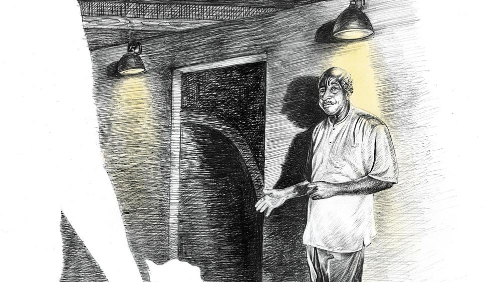 ছবি: মহেশ্বর মণ্ডল