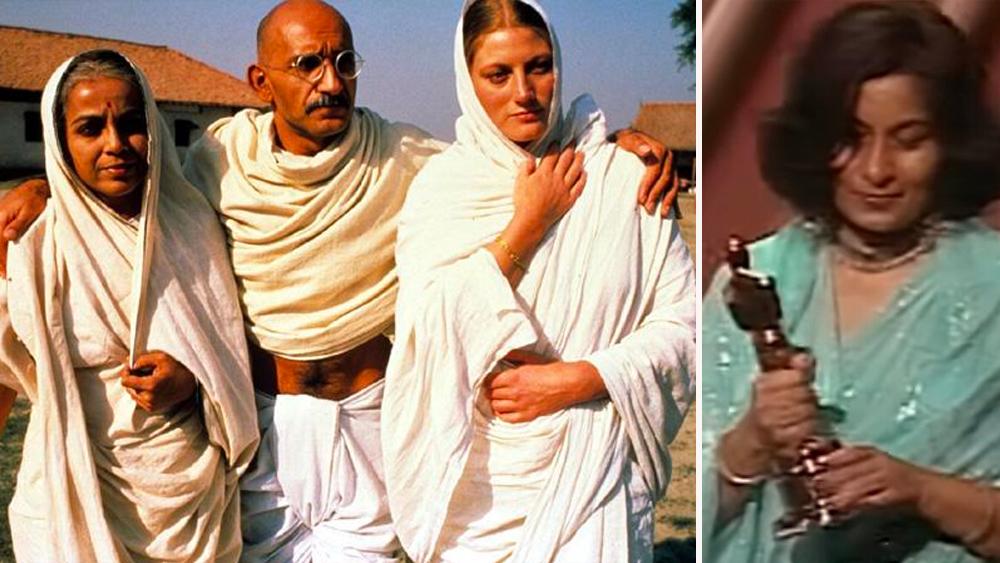 এই ছবিতে নিজের কাজের মধ্যে দিয়ে ইতিহাসের এক কালপর্বকে সেলুলয়েডবন্দি করেছিলেন ভানু। ১৯৮৩ সালে প্রথম ভারতীয় হিসেবে 'গাঁধী' ছবির জন্য ভানু সম্মানিত হন 'অস্কার'-এ।