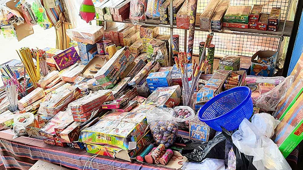 পসরা: বায়লানি বাজারে