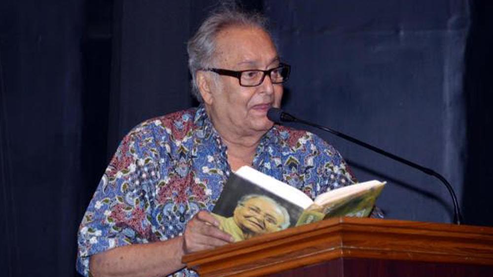সৌমিত্র অনেকের। তিনি ছবির দর্শকের। তিনি থিয়েটারবোদ্ধাদের। আবার তিনি কবিতাপ্রেমীদেরও। তাঁর লেখা কবিতা 'পূর্ব মৌসুমী', 'সহচরী', 'উৎসর্গ' এবং 'রাত্রিশেষে' বার বার সঙ্গী হয়েছে বাঙালি মননের।