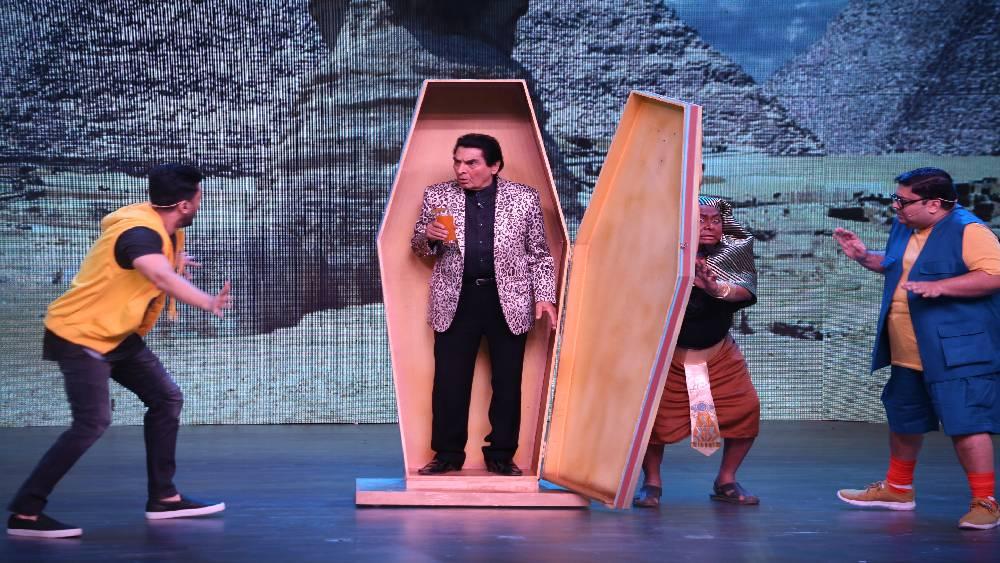 ঘরে ঘরে হাসি ফেরাতেই স্টার জলসা এনেছে কমেডি শো 'হাসিওয়ালা অ্যান্ড কোম্পানি'