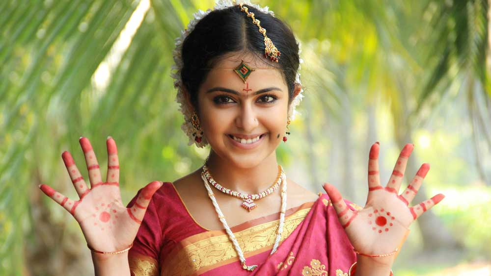 'মর্নিং ওয়াক', 'পাঠশালা', 'তেজ' ধারাবাহিকে তিনি অভিনয় করেন শিশুশিল্পী হিসেবে। এর পর কয়েক বছরের বিরতি। বিনোদন দুনিয়া থেকে উধাও হয়ে যান আনন্দী। ফিরে আসেন ২০১৩ সালে। তেলুগু ছবি 'উয়ালা জাম্পালা'-র নায়িকা হয়ে।