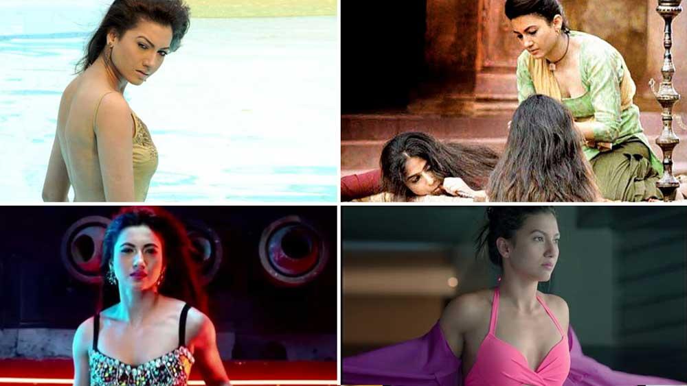 গওহরের নায়িকাজীবনে উল্লেখযোগ্য বাকি ছবি হল 'ওয়ান্স আপন এ টাইম ইন মুম্বই', 'গেম', 'ইশকজাদে', 'ক্যায়া কুল হ্যায় হম থ্রি', 'বদ্রীনাথ কি দুলহনিয়া' এবং 'বেগম জান'। হিন্দির পাশাপাশি অভিনয় করেছেন পঞ্জাবি ছবিতেও।