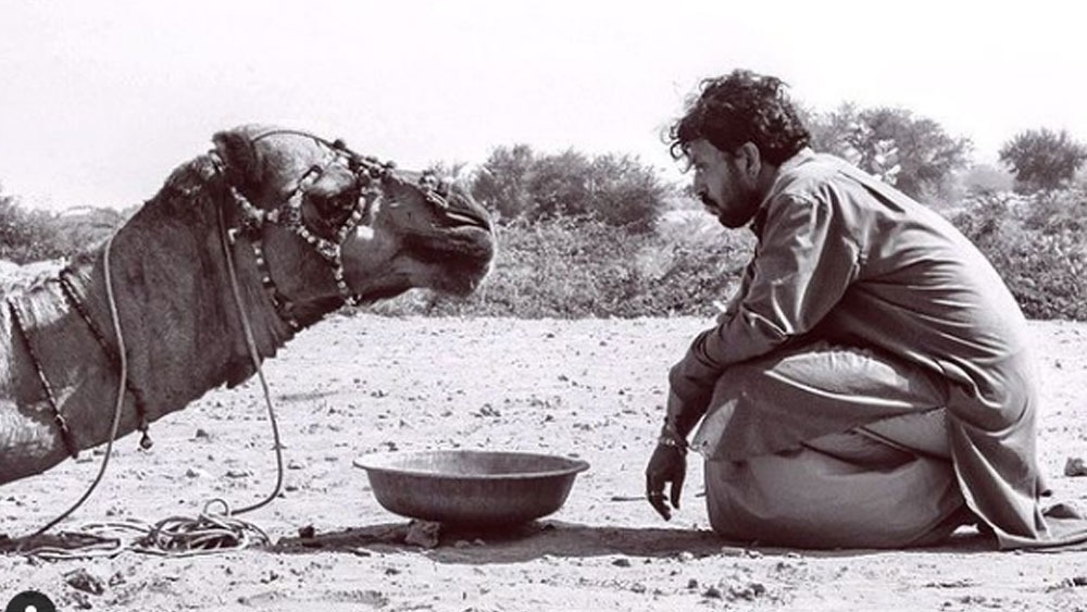 'দ্য সং অব স্করপিয়নস' ছবিতে ইরফান খান