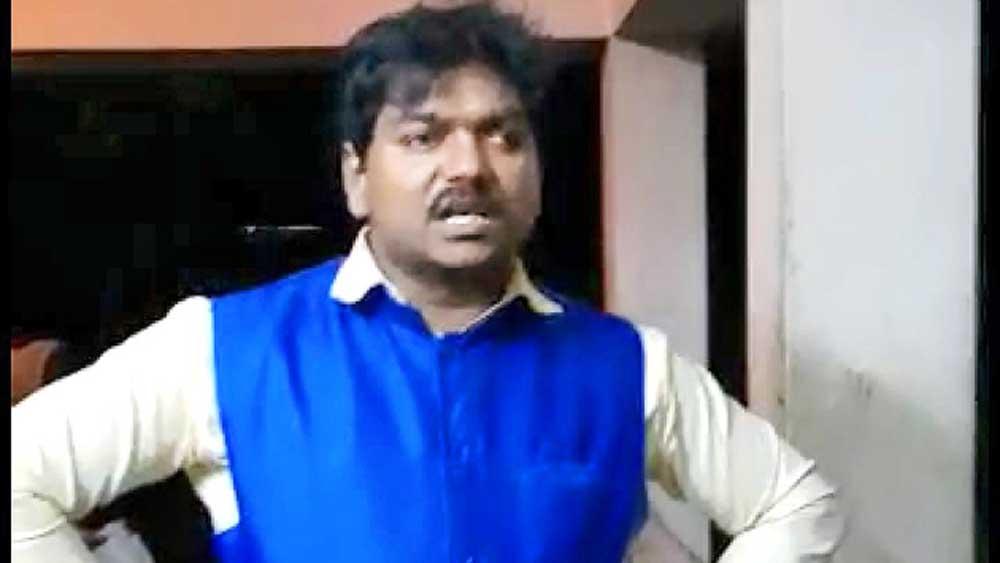 অভিযুক্ত শেখ মইনুদ্দিন।