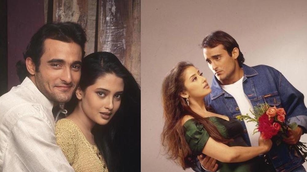 ২০০৪ সালে অমিতাভের সঙ্গে অভিনয়ের সুযোগ পান অক্ষয়। রাজকুমার সন্তোষীর পরিচালনায় 'খাকি' ছবিতে।