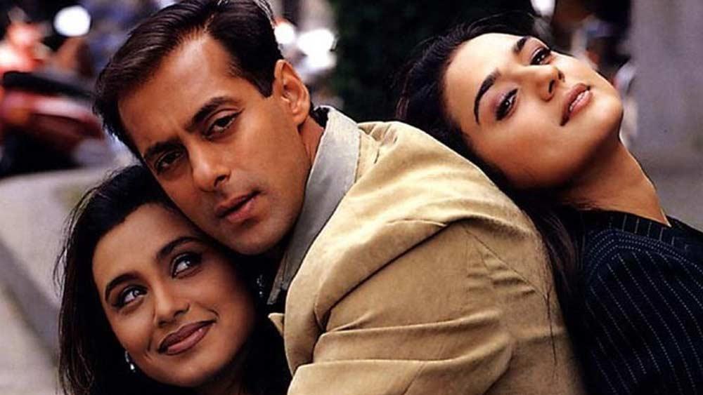 এর পর প্রীতি 'হর দিল জো প্যায়ার করেগা' ছবিতে অভিনয় করেন সলমন খানের সঙ্গে। এই সময়েই আন্ডারওয়ার্ল্ডের সঙ্গে সম্পর্ক নিয়ে তোলপাড় হয় বলিউড। প্রীতি অভিনীত 'চোরি চোরি চুপকে চুপকে' ছবিতে আন্ডারওয়ার্ল্ডের যোগ ছিল বলে অভিযোগ ওঠে।