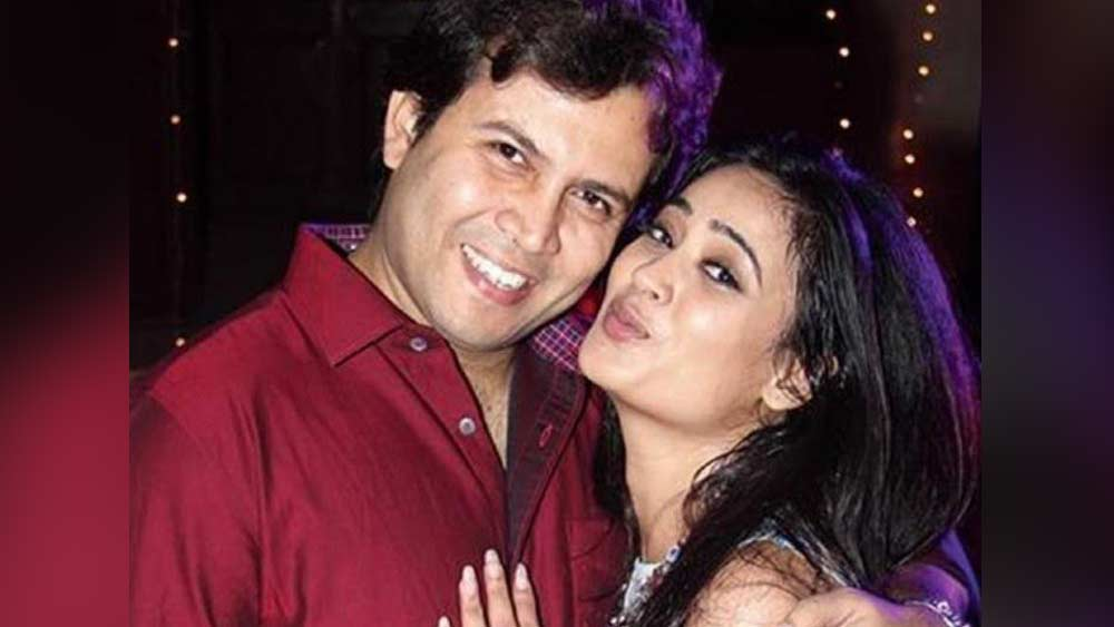 শ্বেতা তিওয়ারি ও অভিনব কোহালি—ছবি:সোশ্যাল মিডিয়া