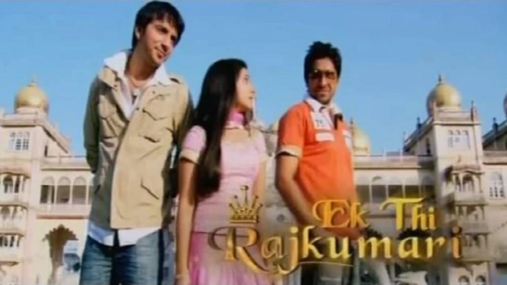 ২০০৮ সালে 'এক থি রাজকুমারী' সিরিয়ালে খলনায়কের চরিত্রে অভিনয় করেন আয়ুষ্মান। তবে মাত্র তিন মাসই ওই সিরিয়ালে অভিনয় করেন তিনি।
