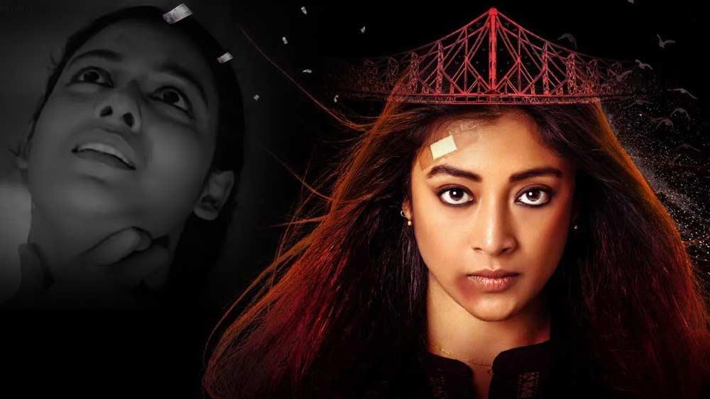 'কালী ২' ওয়েব সিরিজ নিয়ে খোলামেলা আড্ডায় পাওলি দাম। ছবি ফেসবুক থেকে নেওয়া।