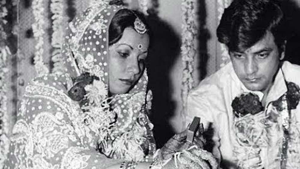 সিরিয়াস প্রেম শুরু শোভার কলেজজীবনে। তখন জিতেন্দ্র ধীরে ধীরে পরিচিতি পেতে শুরু করেছেন। 'রবি' পরিচয় মুছে গিয়ে সে জায়গায় আসছে 'জিতেন্দ্র'-র নাম।