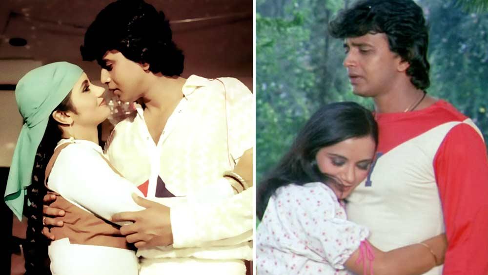 মিঠুন-রঞ্জিতার ছবি 'সুরক্ষা', 'তরানা', 'হাম সে বড়কর কৌন', 'আদত সে মজবুর', 'বাজি' এবং 'গুনাহ কে দেবতা' সফল হয়েছিল বক্স অফিসে।