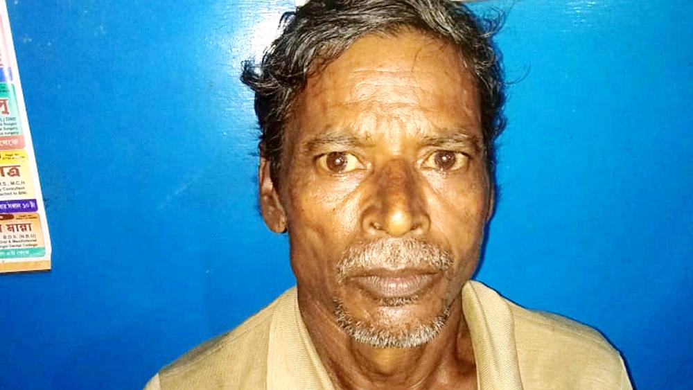 জগন্নাথ পাল। নিজস্ব চিত্র
