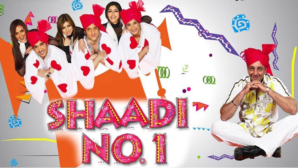 ২০০৫ সালে বহু তারকাখচিত 'শাদি নম্বর ওয়ান'-এ অভিনয় করেন শরমন। কিন্তু ছবিটি সাফল্য পায়নি। অর্থাৎ পর পর সুযোগ পেলেও প্রথম ছবির সাফল্য তাঁর কাছে অধরাই থেকে যাচ্ছিল।
