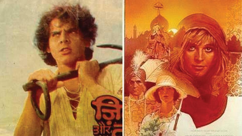 বলিউডের কিছু ছবিতেও অভিনয় করেছেন সাজিদ। সেগুলির মধ্যে উল্লেখযোগ্য হল 'জিন্দগী অউর তুফান' এবং 'দহশত'। ব্রিটিশ ছবি 'হিট অ্যান্ড ডাস্ট'-এও অভিনয় করেছেন তিনি। অভিনেতা হিসেবে তাঁকে শেষ বার দেখা গিয়েছে ২০০১ সালে, 'পিলক' ছবিতে।