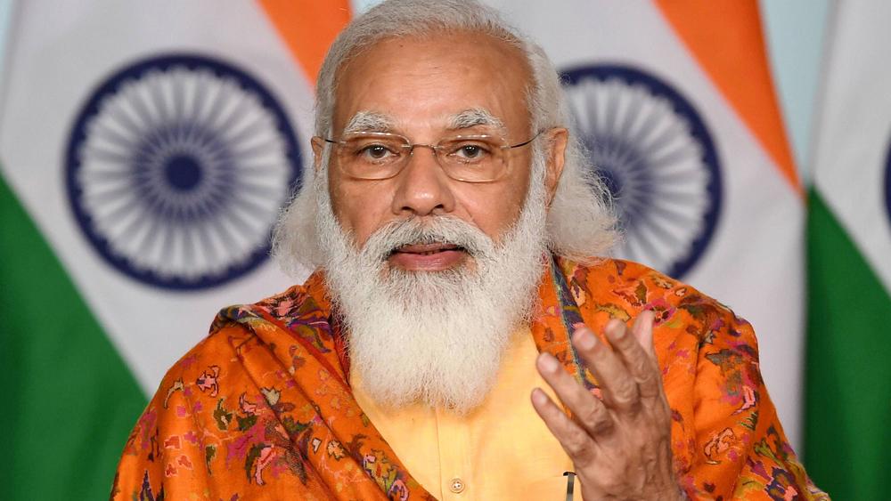 প্রধানমন্ত্রী নরেন্দ্র মোদী। ছবি পিটিআই।