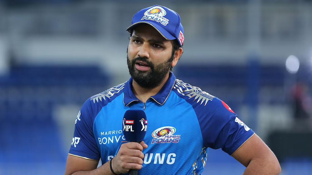 রোহিত নিজে ৩০ বলে ৪৪ রান করেন।