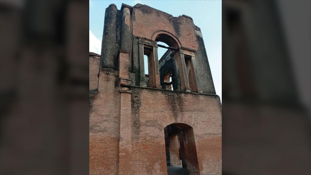 সিপাহি বিদ্রোহে ৬ মাস অবরুদ্ধ ছিল রেসিডেন্সি