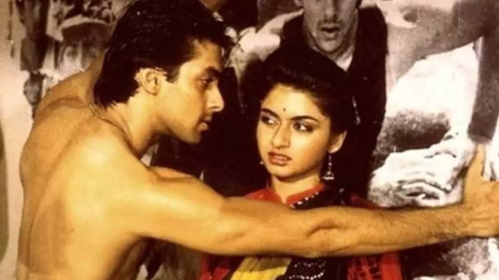 সলমন খান ও ভাগ্যশ্রী