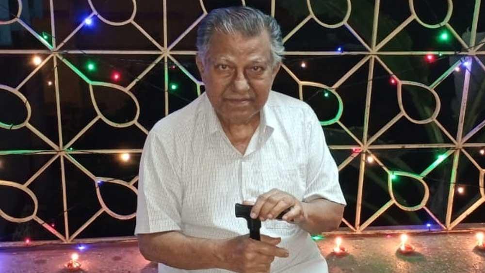 অবসরপ্রাপ্ত রেলকর্মী বিমলেন্দু রায়চৌধুরী