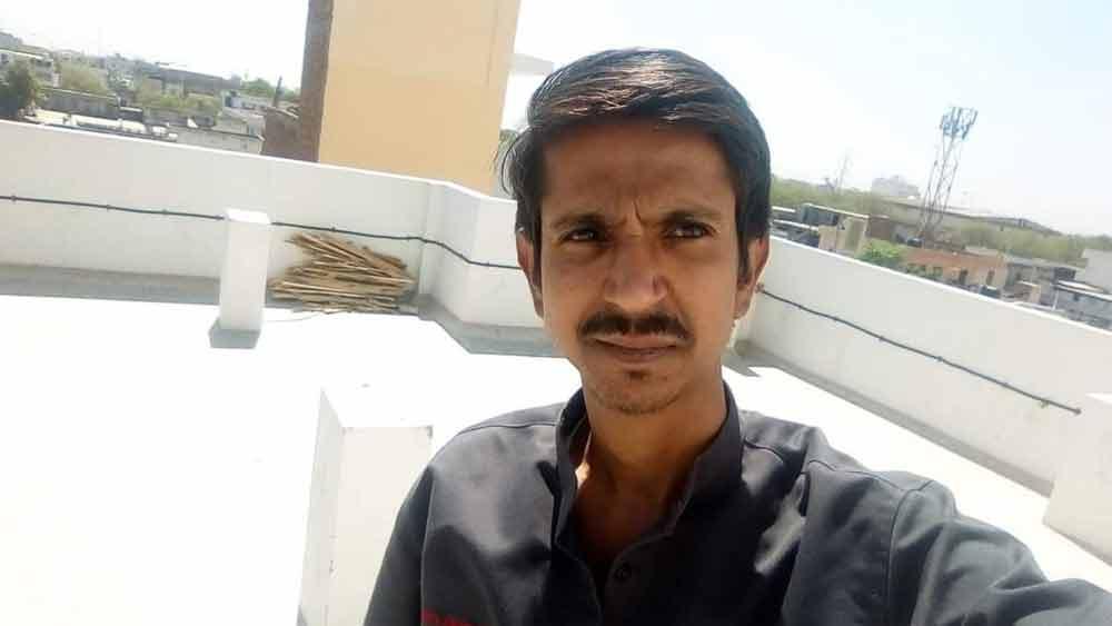 রাজেশ গঙ্গোপাধ্যায়।